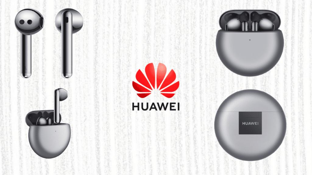Huawei FreeBuds tasarımı
