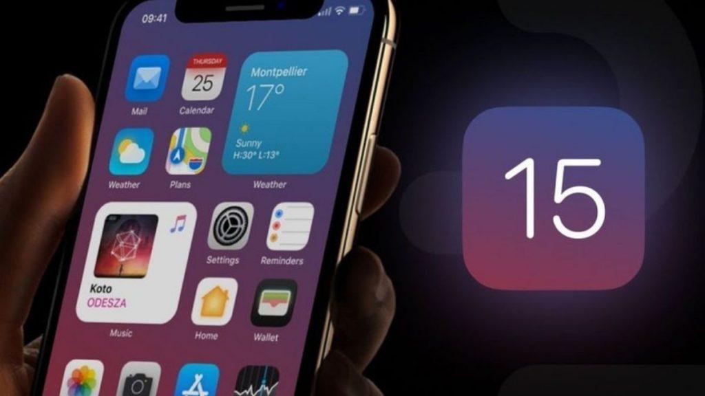 iOS 15 Hakkında Yeni Bilgiler