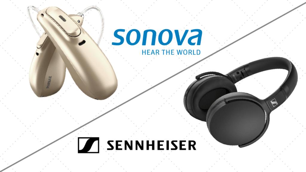 Sonova Sennheiser'ın Kulaklık Bölümünü satın aldı