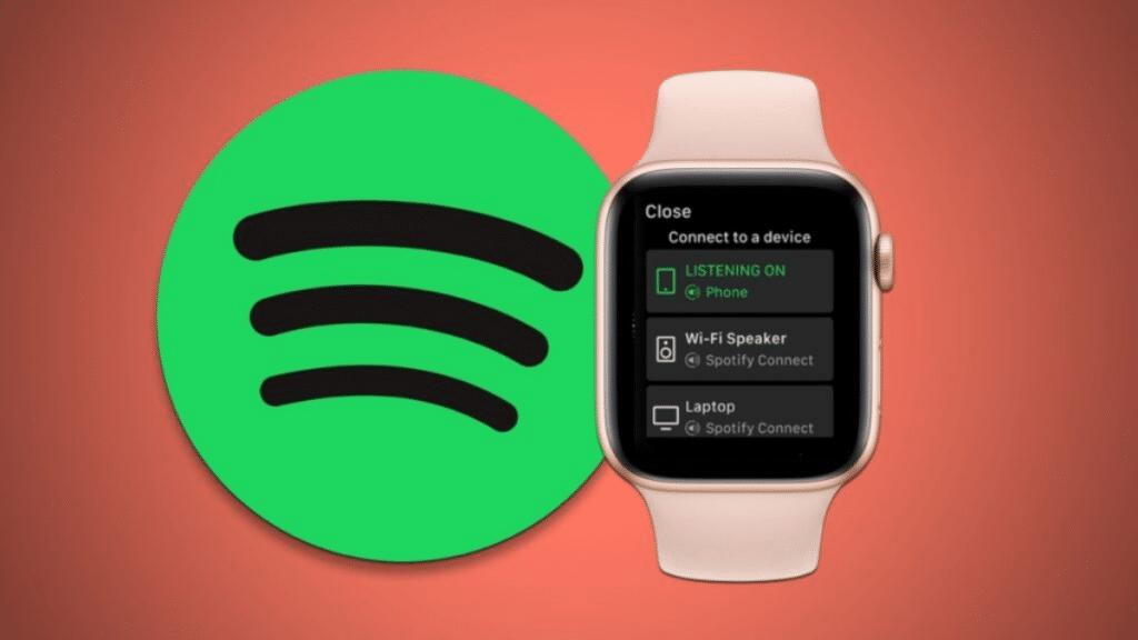 Spotify, Apple Watch uygulaması