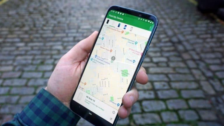 Android kayıp cihazlar