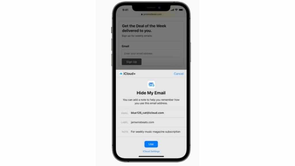 Apple Mail Gizleme Özelliği oldukça güvenli bir seçenek.