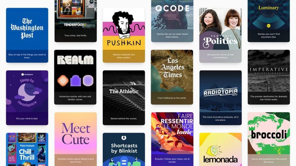 Apple Podcast Abonelik Sistemi