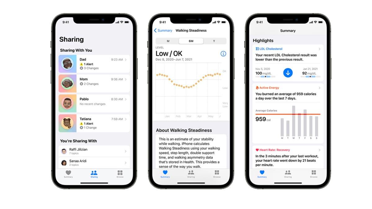 Apple Sağlık Verileri İçin Kullanışlı Bir Özellik Geliştirildi