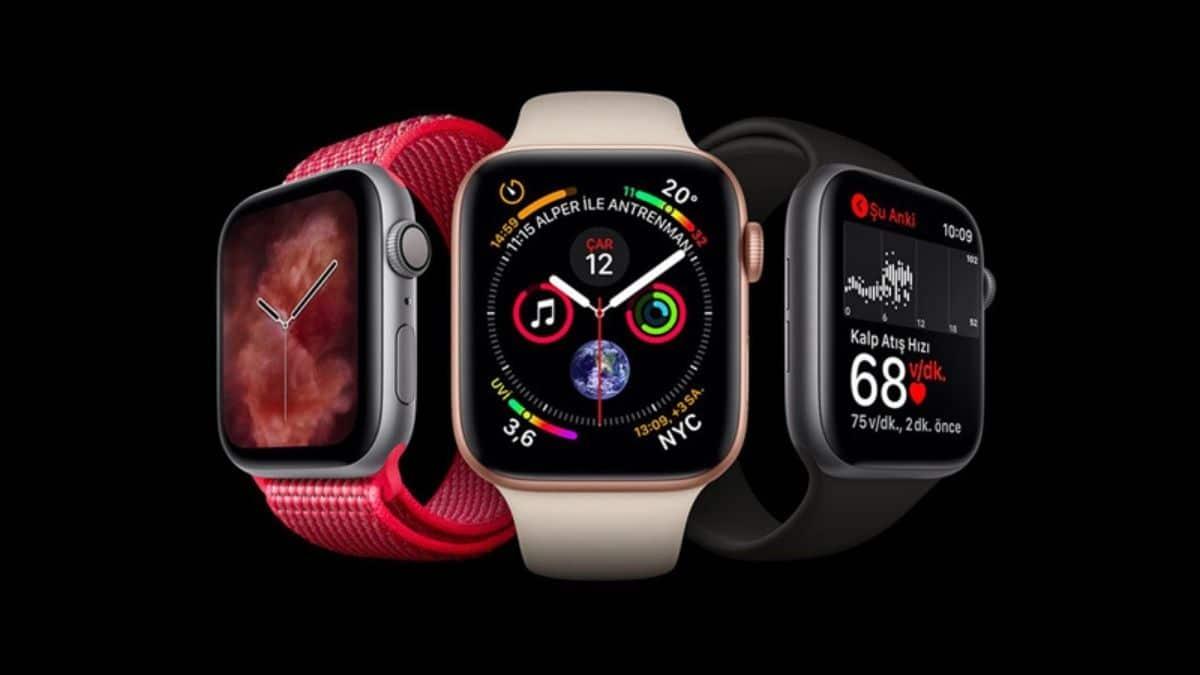Apple Watch gelecek nesil.
