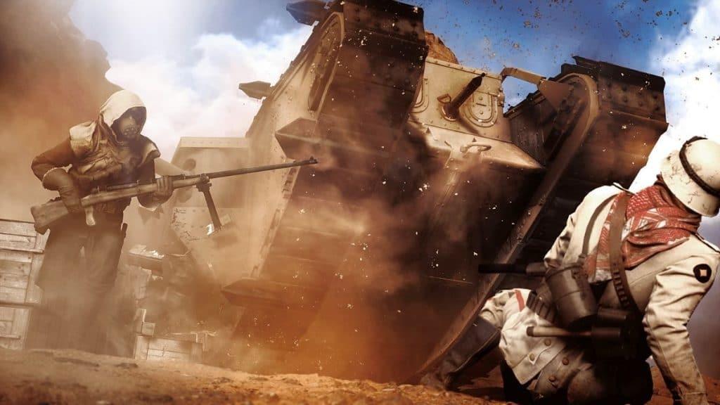 Battlefield-1 en iyi fps oyunları