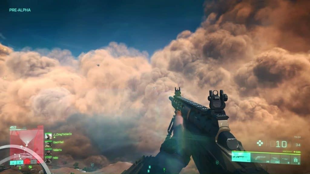 Battlefield 2042 Oynanış Videosu Yayınlandı