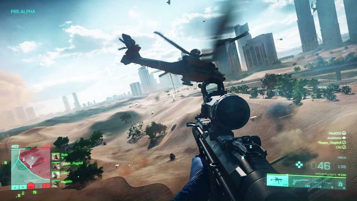 Battlefield 2042 Oyun İçi