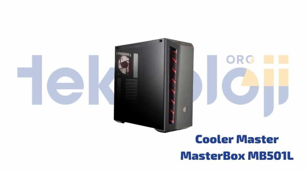 Cooler Master MasterBox MB501L