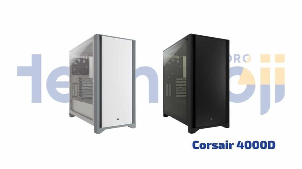 Corsair 4000D - en iyi pc kasası