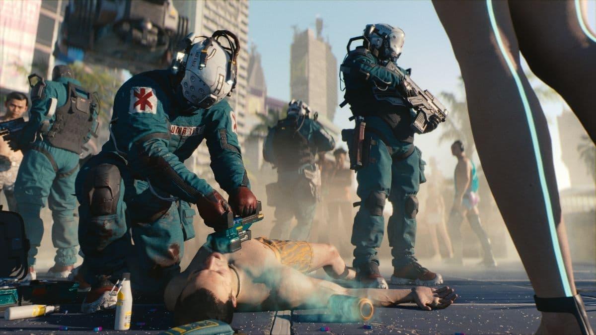 Cyberpunk 2077 PlayStation Mağazasına Geri Dönüyor