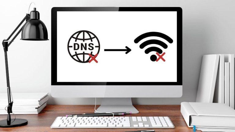 DNS Sunucusu Yanıt Vermiyor Sorunu Nasıl Çözülür - 2021