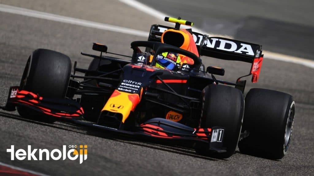F1 2021 Oyunu - RedBull