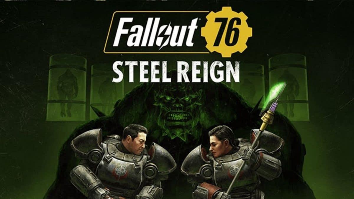 Fallout 76: Steel Reign güncellemesi