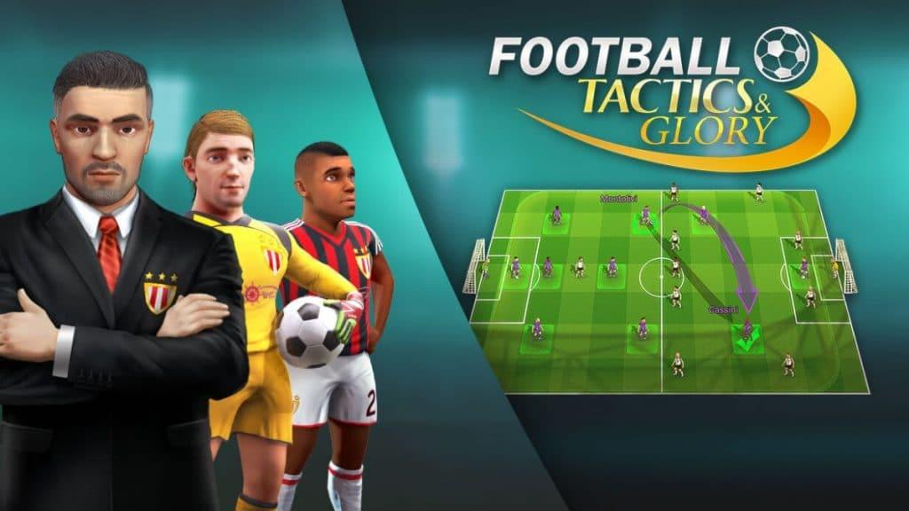Football, Tactics & Glory en iyi futbol oyunları