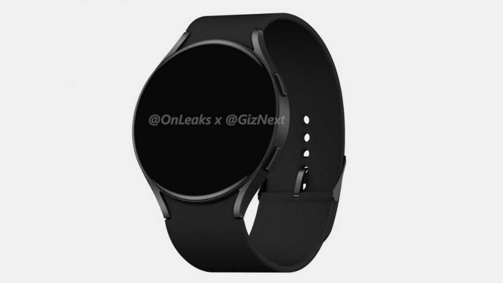 Galaxy Watch Active 4 tasarımı