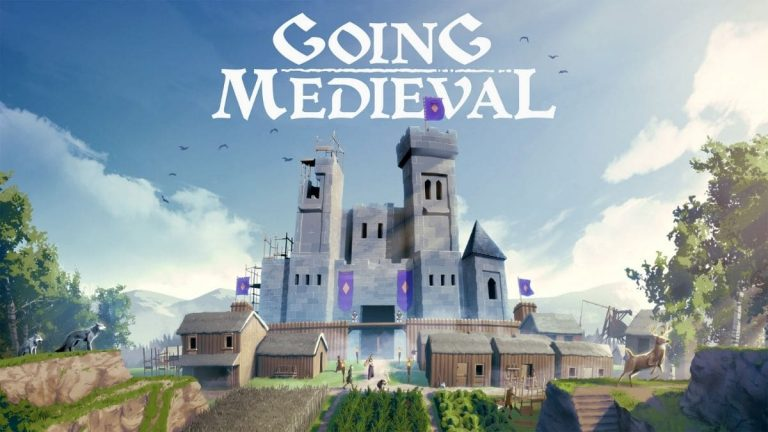 Going Medieval Afiş