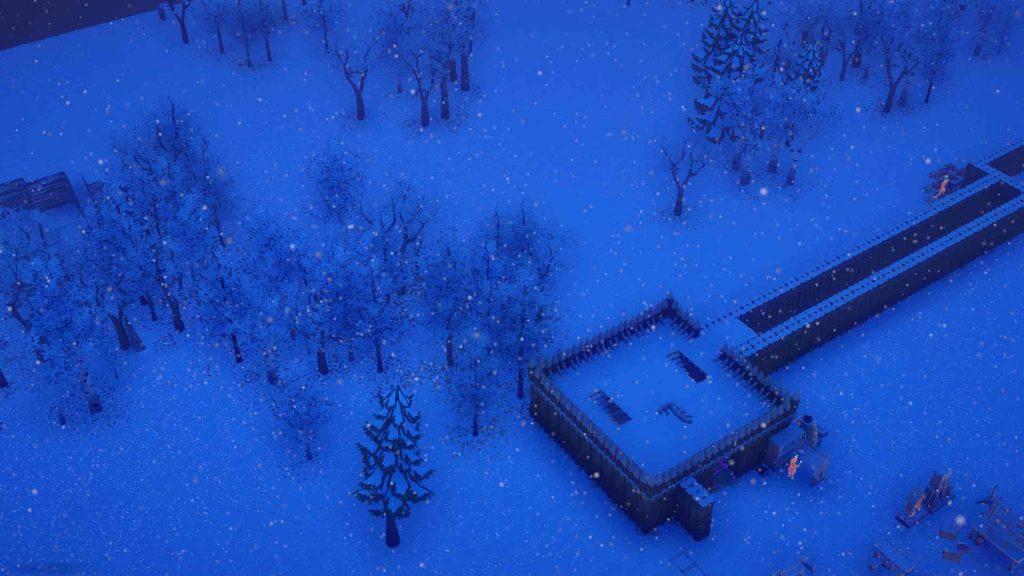 Going Medieval Kış mevsimi