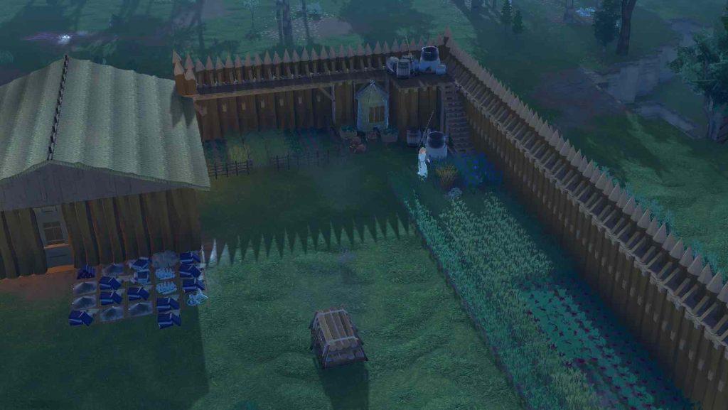 Going Medieval tarım