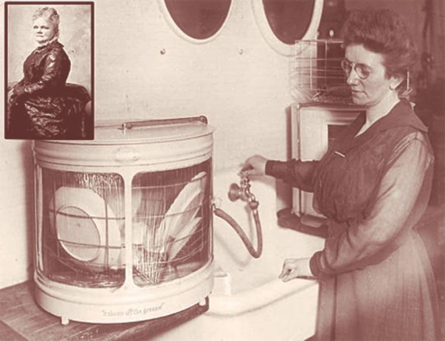 Josephine-Cochrane-bulasik-makinesi
