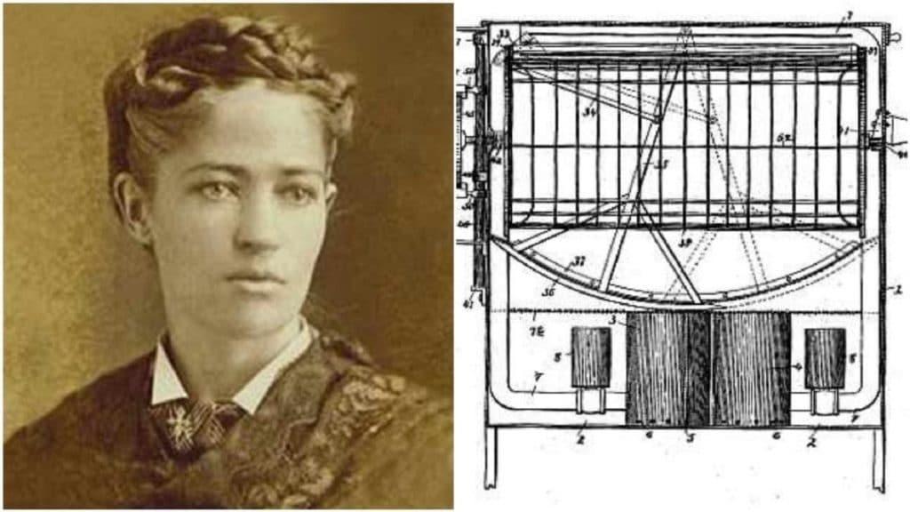 Josephine-Cochrane-ilk-bulasik-makinesi