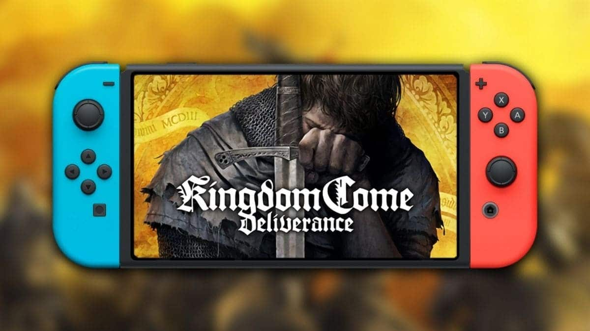 Kingdom come deliverance Nintendo Switch uyarlaması