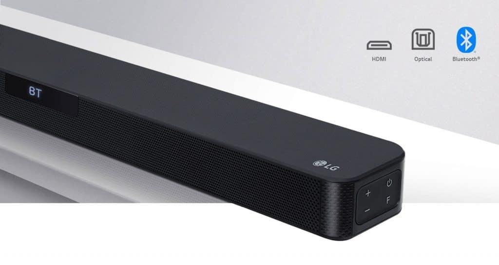 LG Soundbar SN4 euro 2020 teknolojileri