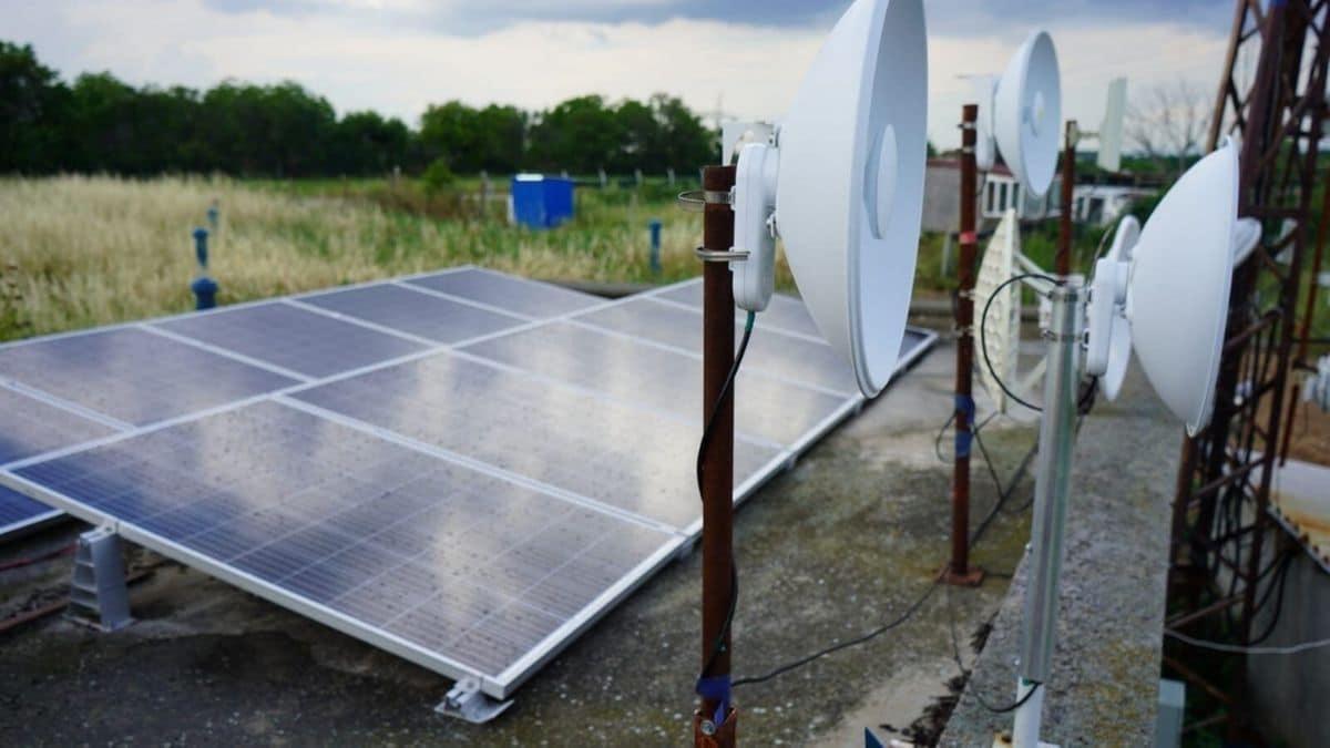 Lüleburgaz Belediyesi Güneş Panelleri