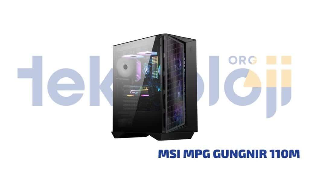 MSI MPG GUNGNIR 110M