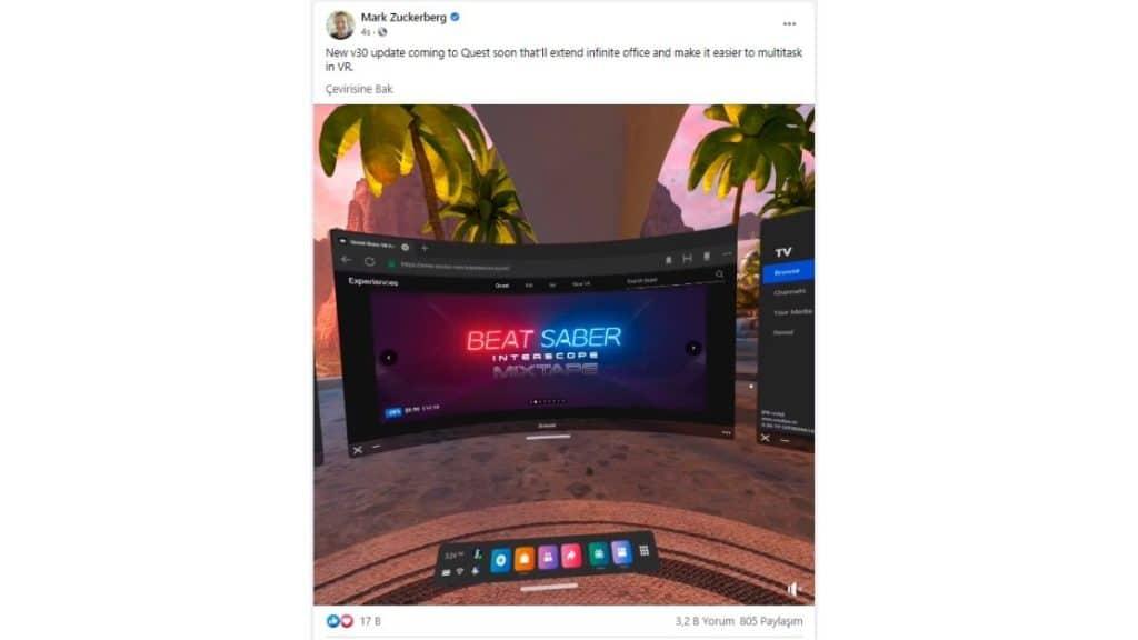 Oculus-Quest-V30-Guncellemesi