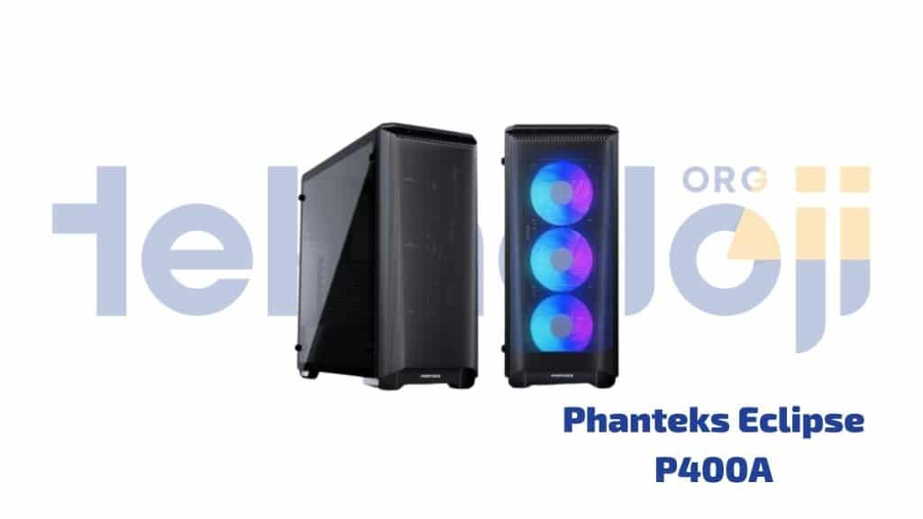 Phanteks Eclipse P400A