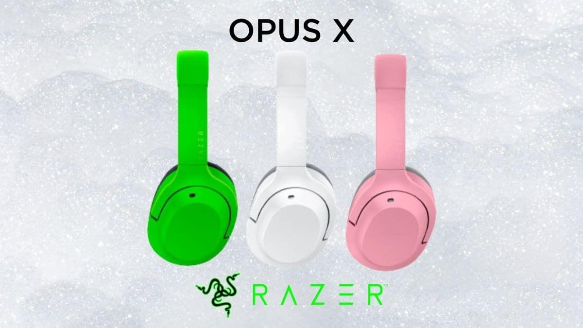 Razer Opus X Görüldü.