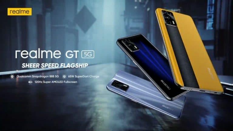 Realme GT 5G Global Lansmanı Gerçekleşti