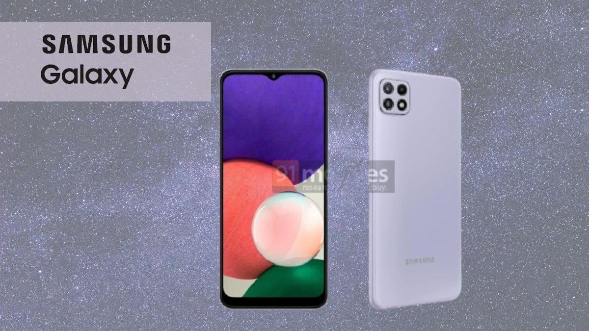 Samsung Galaxy A22 en ucuz 5G