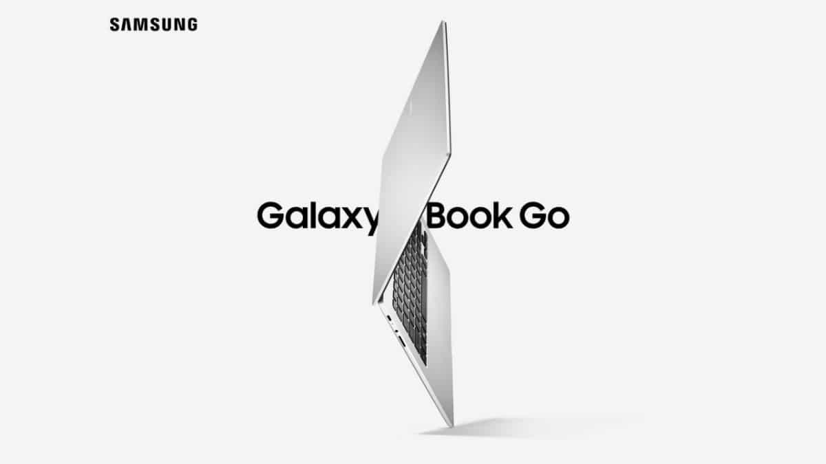 Samsung Galaxy Book Go tanıtıldı