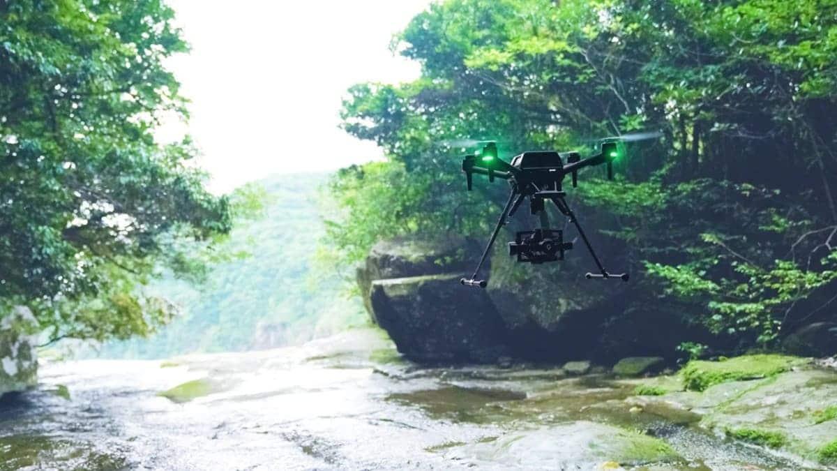 Sony Airpeak S1 Detayları Paylaşıldı Profesyonel Drone
