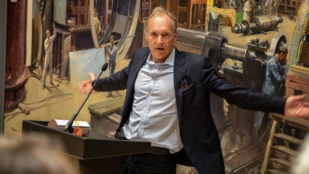 Tim Berners Lee Bağış için NFT Satışı Yapacak!