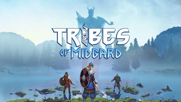 Tribes Of midgard afişi