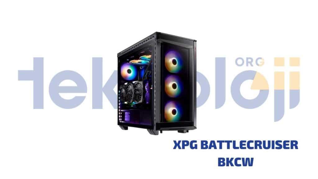 XPG BATTLECRUISER BKCW