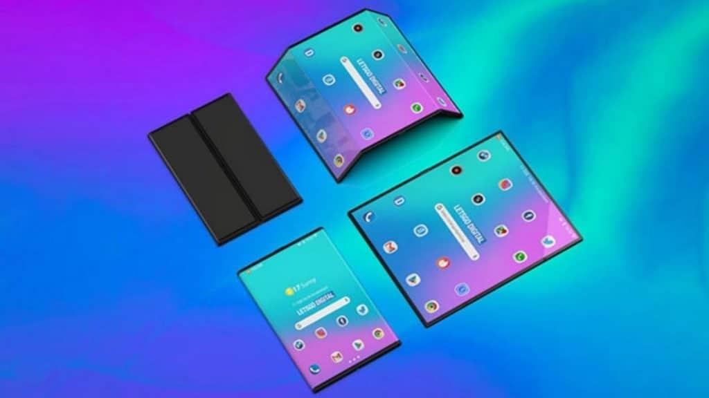 Xiaomi Katlanır Telefon