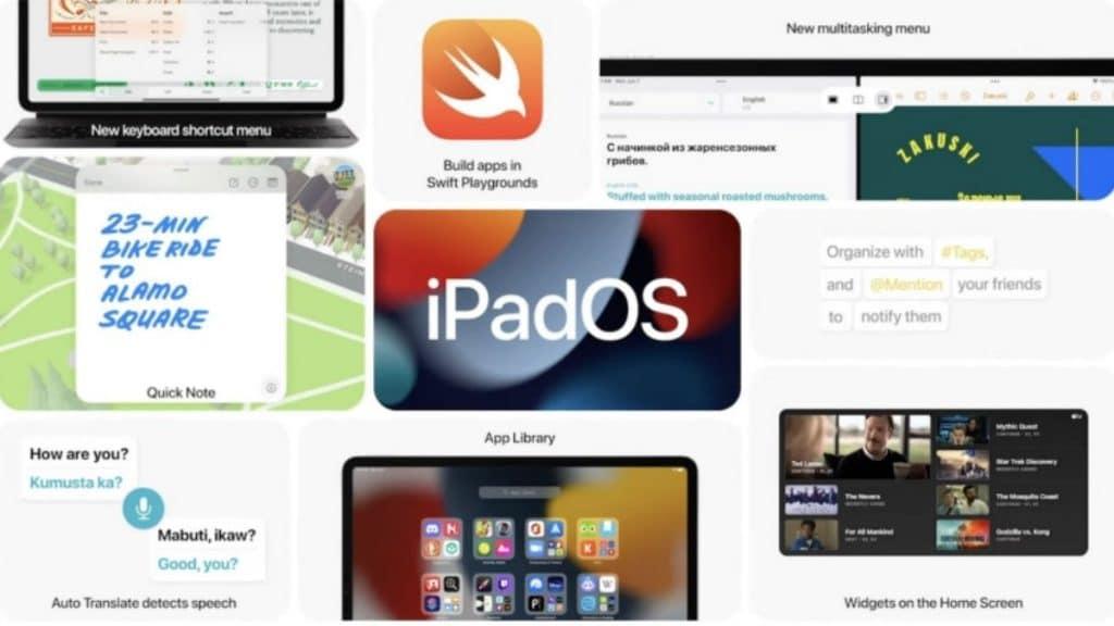 Yeni iPad OS Sürümü