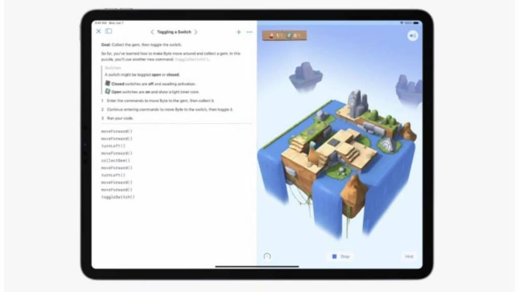 Yeni iPadOS Swift ile Uygulama Geliştirme
