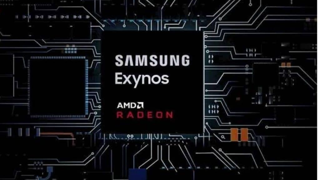 Yeni nesil Exynos AMD