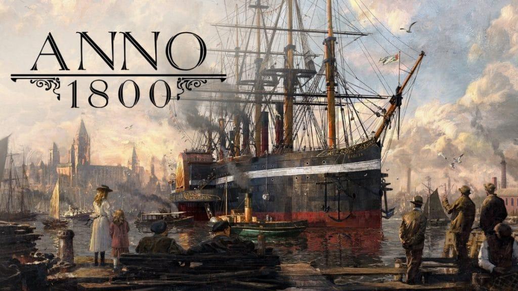anno 1800-kapak