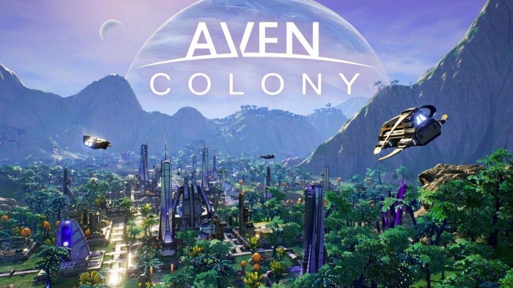 aven colony - en iyi şehir kurma oyunları