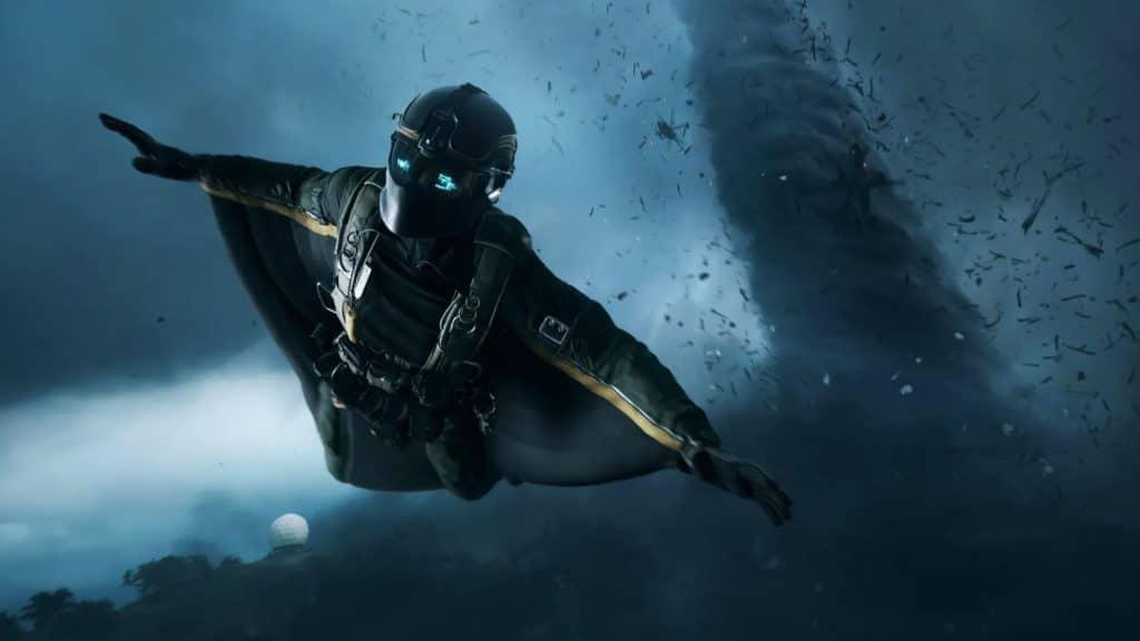 Battlefield 2042 wing