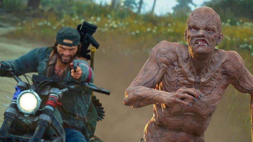 days gone zombi