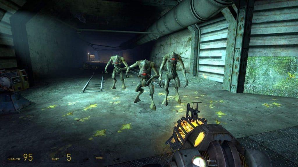 Half Life 2 en iyi fps oyunları