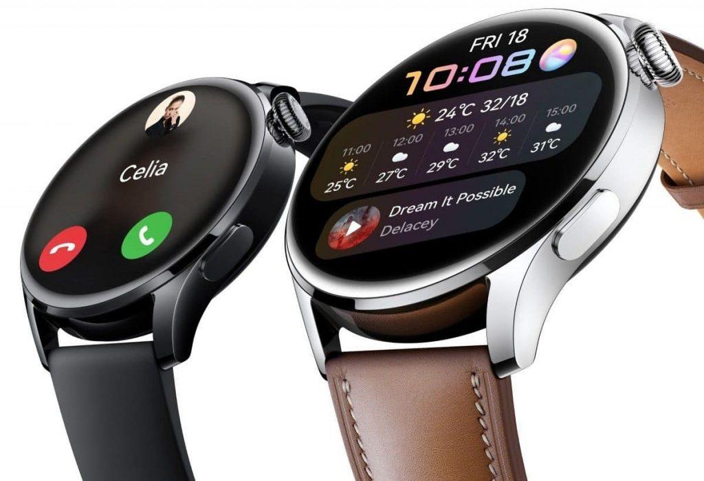 huawei-watch-3 Huawei HarmonyOS Tanıtım