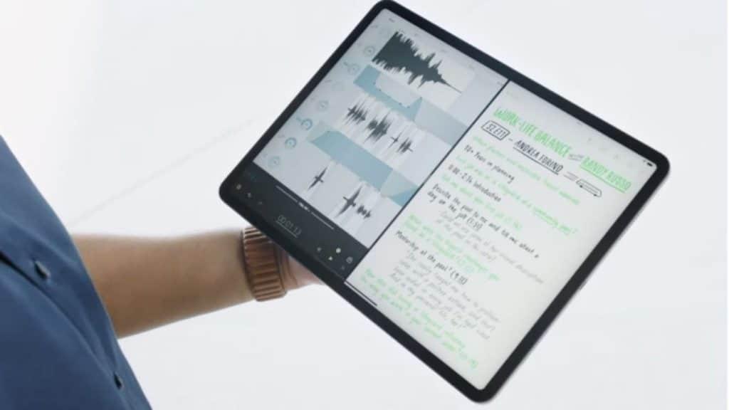 iPadOS 15 Çoklu Görev